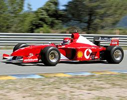 Die Formel 1 im Griff!