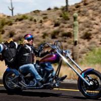 USA-Harley-Reise mit Wolfgang Fierek (10 Tage)