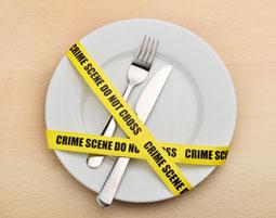 Lassen Sie sich keinen Mord à la Carte auftischen!