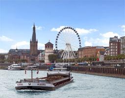 Ahoi in der Rhein-Metropole!
