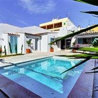 Familienurlaub in der Villa auf Mallorca fuer 4