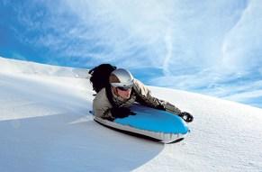 Sind Sie reif fuer die rasanteste Abfahrt des Winters?