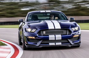 Auto mit Adrenalingarantie: Ford Mustang Shelby GT350