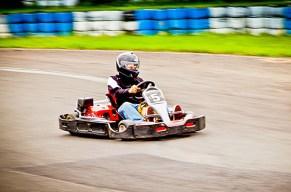 Ready, steady, Go-Kart!