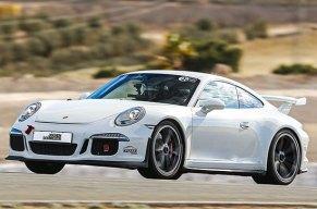 Erlebe Top-Speed im Sportwagen