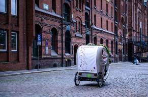 Erlebe Hamburg auf drei Rädern