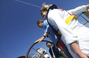Hier lernst du das Segeln vom Heckkorb bis zur Bugspitze und vom Kiel bis zum Masttop!