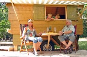 Glamour-Camping im Frankenland!