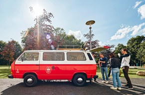 Sightseeing mal anders: Aussergewöhnliche Bulli Tour