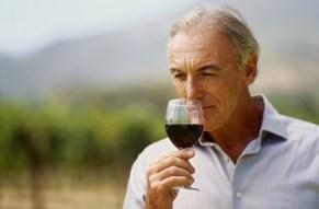 Berg und Wein, so soll´s sein.