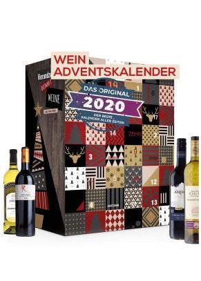 """Ein beliebtes Geschenk für Erwachsene: Wein aus verschiedenen Ländern trinken, wer mag nicht neue Rotweine oder Weißweine probieren. Mit dem Adventskalender gibt's eine Weinselektion. Hochwertiger Weinkalender: Ein einzigartiges Weinset für Weihnachten mit 24 verschiedenen Weinsorten. Probieren Sie in der kommenden Saison jeden Tag Weinspezialitäten. Das perfekte Adventsgeschenk, um Heiligabend zu feiern. Garantierte rissfeste Geschenkverpackung: Wir garantieren die Lieferung ohne Beschädigung. Wenn keine Schäden vorliegen, erhalten Sie einen Ersatz. Ausgewählte Weine in einer Geschenkbox stehen oder auflegen Entdecken Sie verschiedene Weine: Probieren Sie Weine aus aller Welt, wie ausgewählte Weine aus Australien, Chile, Deutschland, Frankreich, Italien, Spanien usw. Weinkenner probieren rote und weiße Rosen Wiederverwendbare Geschenkverpackung: Die Tür des Überraschungskalenders kann wieder verschlossen werden, damit Sie sie nächstes Jahr selbst nachfüllen können SOZIAL ️ Sozialer Beitrag: Der kommende Kalender wird von behinderten Menschen in sozialen Einrichtungen sorgfältig verpackt [box] <a href=""""https://amzn.to/31r9Dyc"""" target=""""_blank"""" rel=""""nofollow noopener noreferrer"""">Weihnachtskalender: große Auswahl an Adventskalendern für die Happy Hour in der Adventszeit</a> [/box]"""