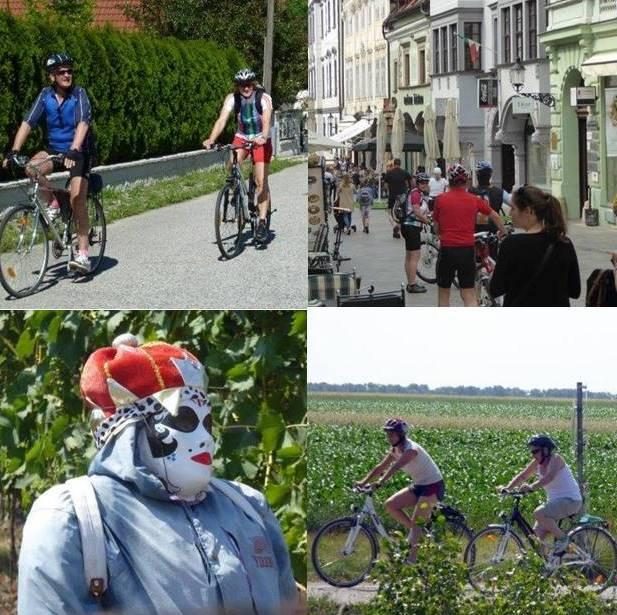Radtouren in und um Wien