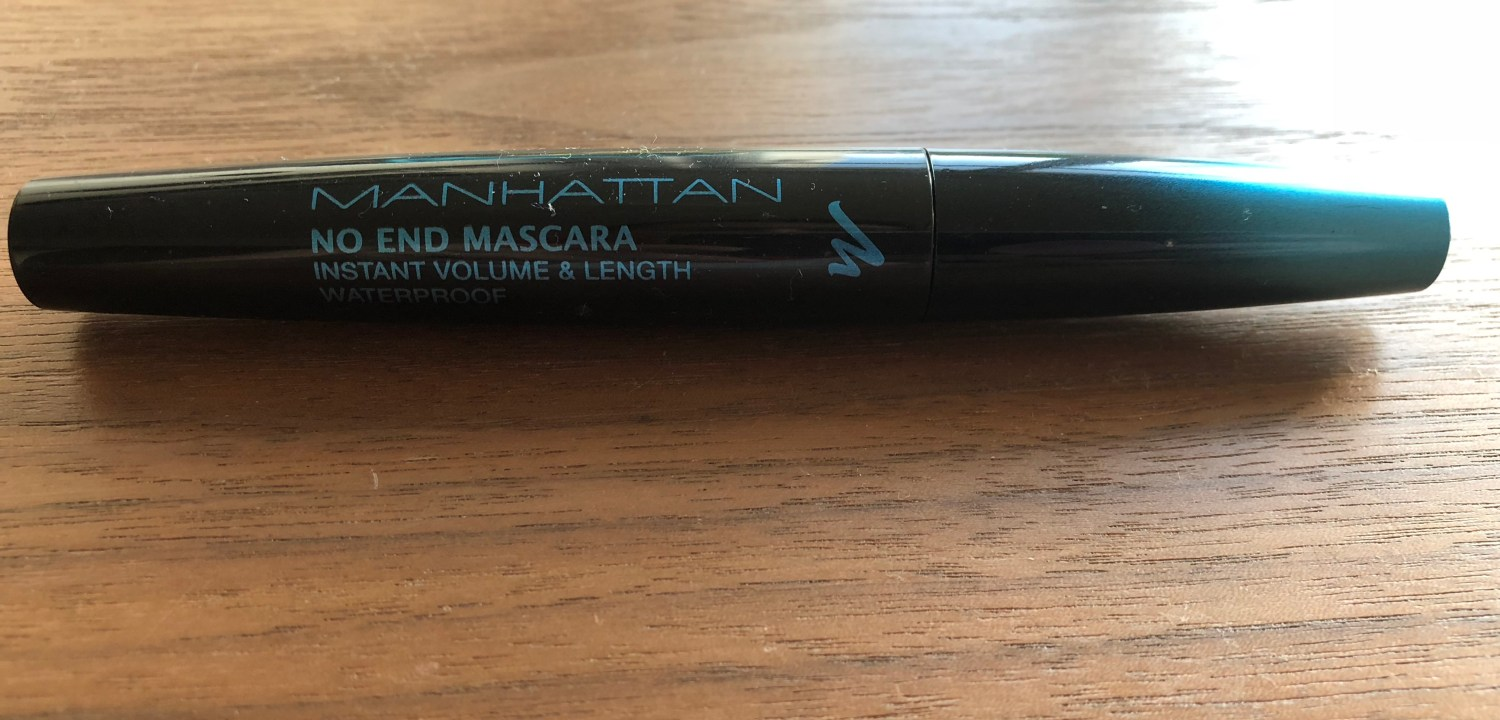 Manhattan No End Mascara waterproof