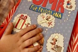 Kinderbuch des Monats – Eine Oma für Fridolina