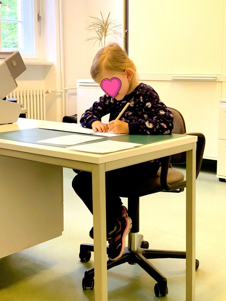Einschulungsuntersuchung  Schuleingangsprüfung