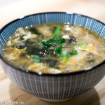 vegetarische Sauer Scharfe Suppe