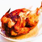 脆皮鸡 - chinesisches Huhn knusprig