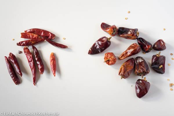chinesisches Chiliöl selbst machen