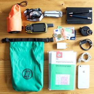 Grundausrüstung, www.einfachmalraus.net