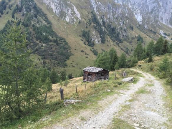 Fahrweg vom Lucknerhaus, www.einfachmalraus.net