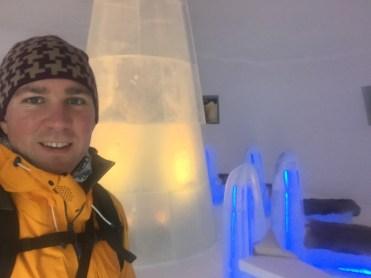 Ice Camp auf dem Kitzsteinhorn, www.einfachmalraus.net