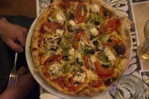 Es darf auch mal Pizza sein, einfachmalraus.net