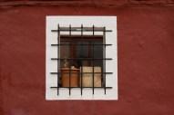 Fenster hinter Gittern, Mallorca