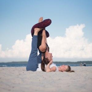 Acro Yoga Thai Yoga Massage