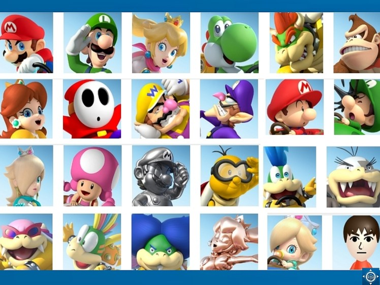 Definitive Ranking Mario Kart 8 Characters Einfo Games