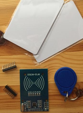 MFRC-522 RFID reader in Xojo (Bridged with Python
