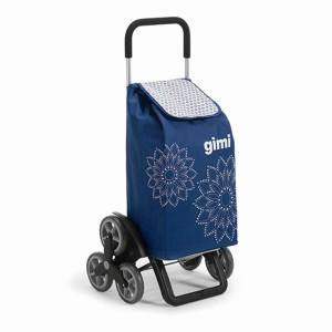 Einkaufstrolley TRIS gimi blau / Die beliebtesten Einkaufstrolleys | Q3/2016