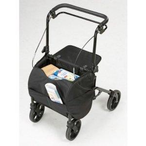 Einkaufstrollator aktiv komfort Einkaufstasche