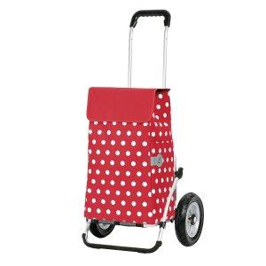 Andersen Royal Shopper mit Tasche Elfi und Luftreifen / Weihnachtsgeschenk - Einkaufstrolley Teil 2