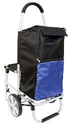 Einkaufstrolley mit Sitz, TravelZ