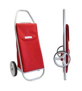 ROLSER Einkaustroller Modell 8 - COM MF / Wo der Einkaufstrolley unschlagbar ist