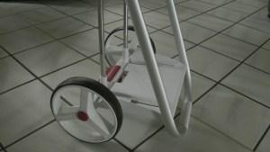 ROLSER Einkaufsroller Modell 8 - COM MF als Sackkarre