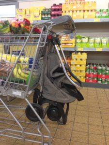 ROLSER Einkaufsroller LOGIC TOUR – ECOMAKU