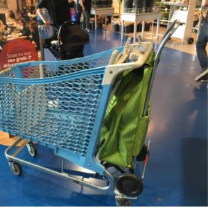 Funktionsprüfung / Wie erstellen wir unsere Testberichte / Einkaufstrolley-Vergleich.de