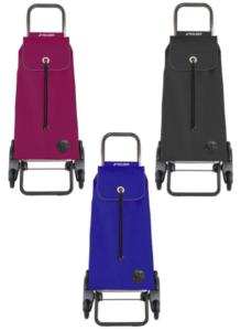 ROLSER LOGIC RD6 I-MAX MF Farben / Einkaufstrolley-Vergleich.de / Die beliebtesten Einkaufstrolleys Q4/2017