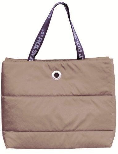 ROLSER Shopping Bag MAXI SHB Polar champagner   Einkaufstrolley-Vergleich.de