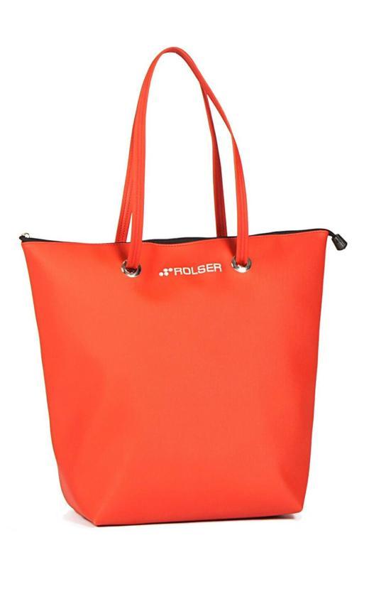 ROLSER Shopping Bag SUPERBAG rot| Einkaufstrolley-Vergleich.de