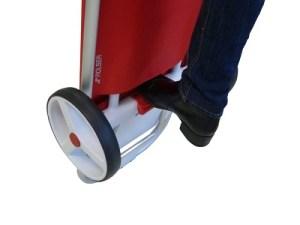 ROLSER Einkaufsroller Modell 8 - COM MF - Klapptechnik 1 - Einkaufstrolley-Vergleich.de