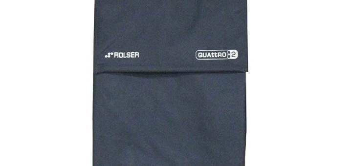 Rolser Einkaufsroller 4.2 Sbelta MF Front - Einkaufstrolley-Vergleich.de