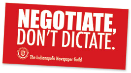 Negotiate, Don't Dictate