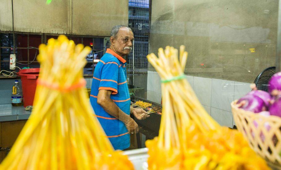 Malaysische Küche in George Town