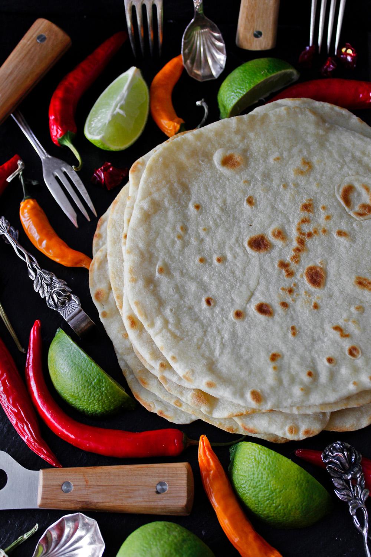 Rezept für Mais-Tortillas von Einmal Nachschlag, bitte!