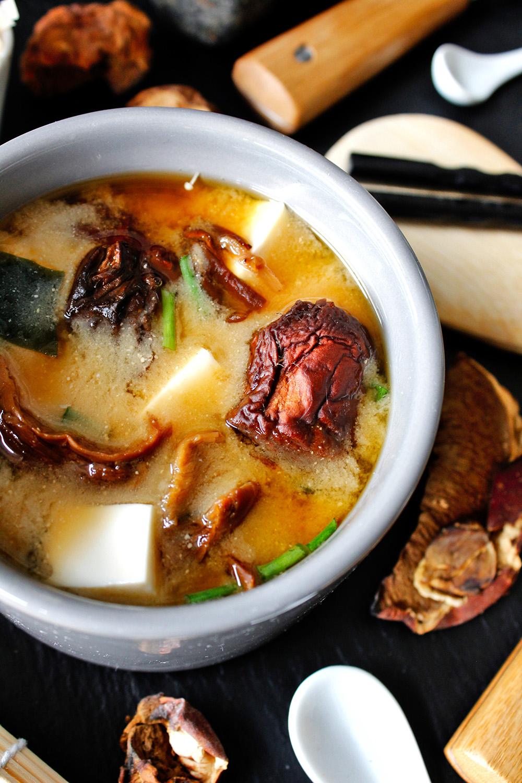 Rezept für Miso-Suppe von Einmal Nachschlag, bitte!