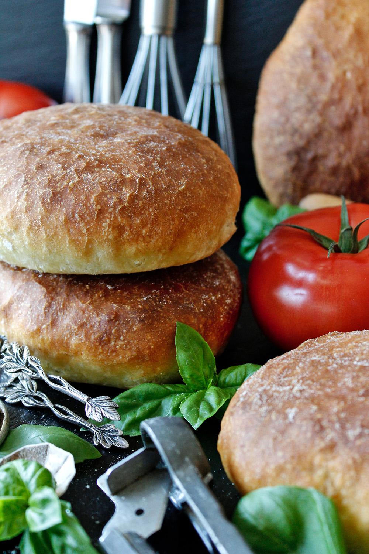 Rezept für Panini-Brot von Einmal Nachschlag, bitte!