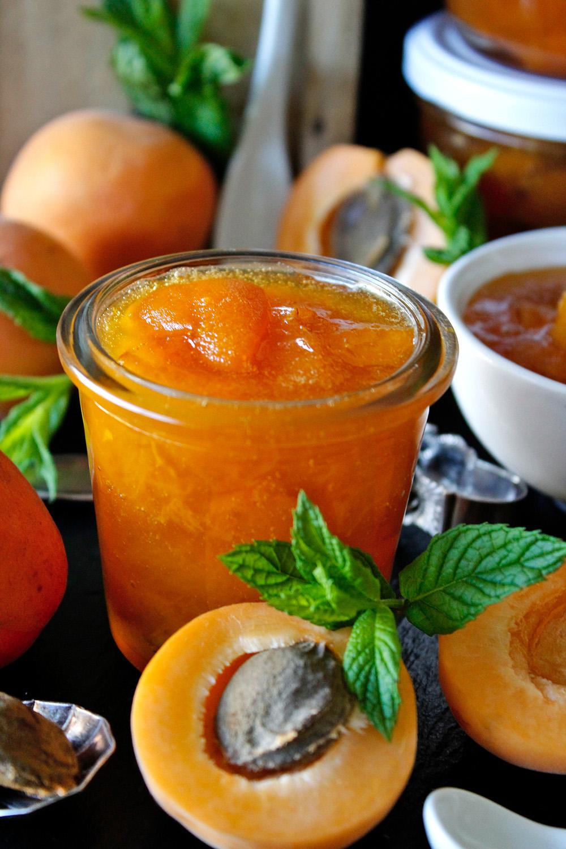 Rezept für Marillen-Marmelade von Einmal Nachschlag, bitte!