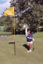 Succesvolle golfer met hypnose?
